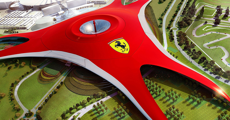 Ferrari_World_Infographics_ThemeGo