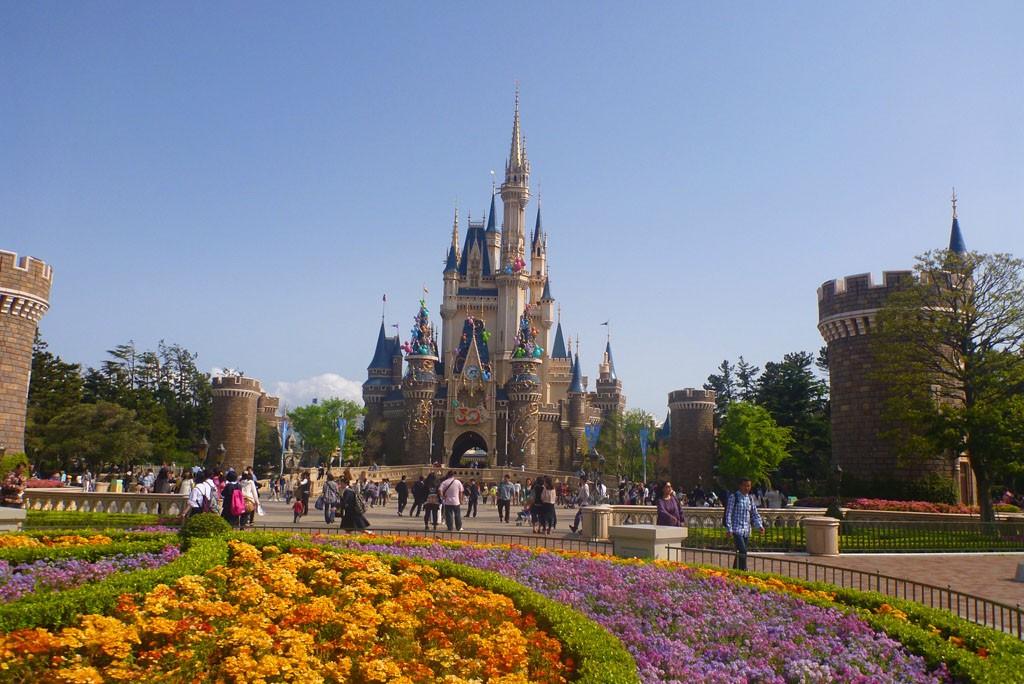 Tokyo Disneyland (1)