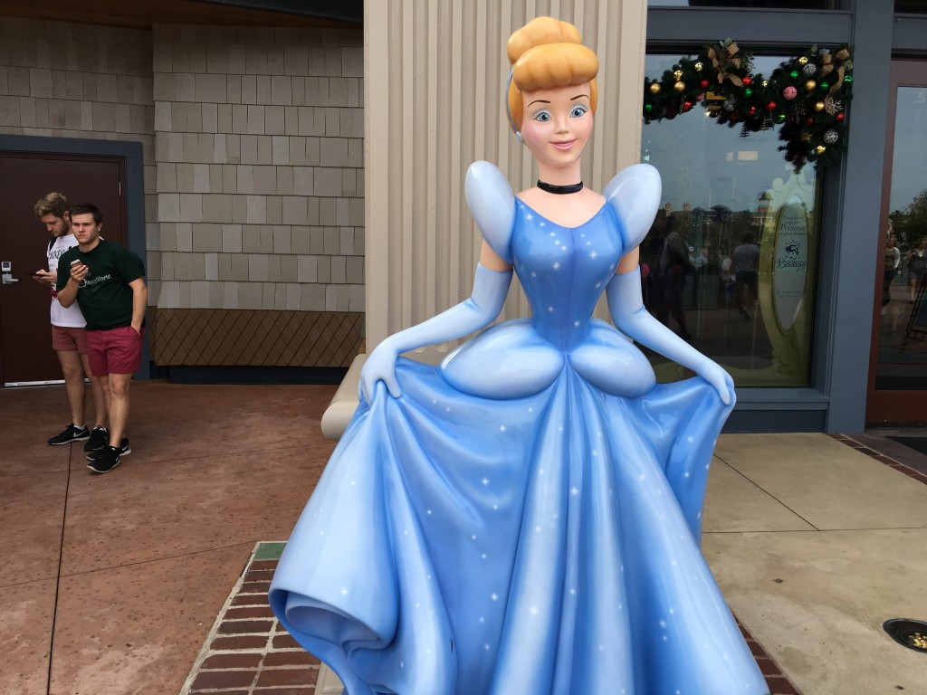 Disney Spring's Princess