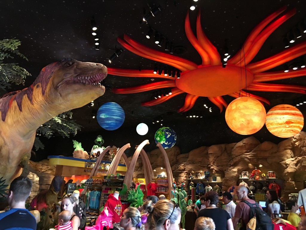 T-Rex Cafe Disney Springs