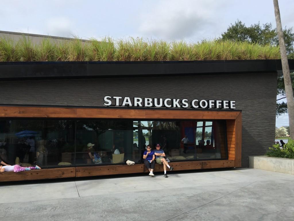 Starbucks Disney Springs