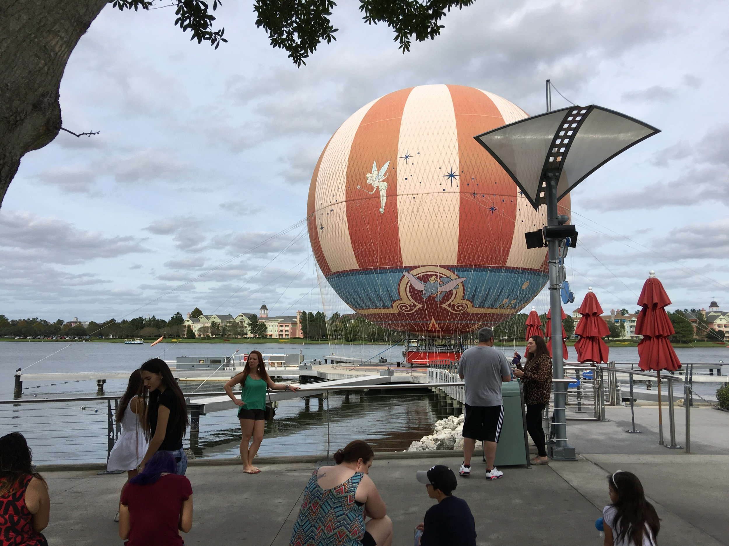 Disney Springs Hot Balloon