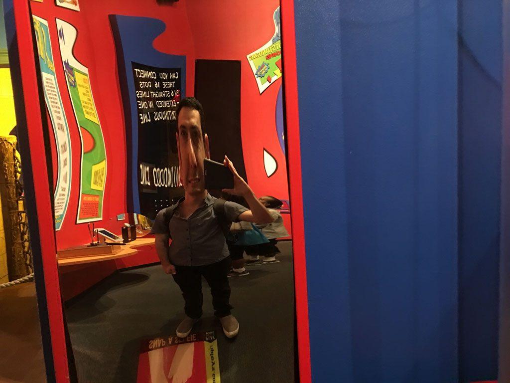 My Selfie at Ripley's Believe It on Not! Orlando