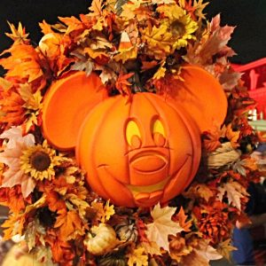 Pumpkin Mickey - Mila Soares
