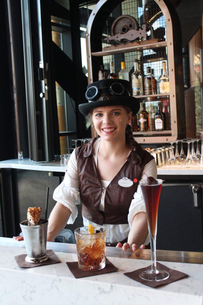 Bar on 2nd level